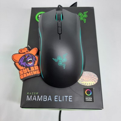 2ND - Razer Mamba Elite
