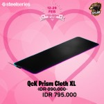 SteelSeries QcK Prism Cloth XL