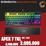SteelSeries Apex 7 TKL