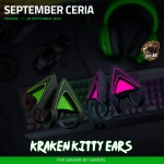 Razer Kitty Ears Neon Green