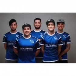 SK Gaming Blue Jersey