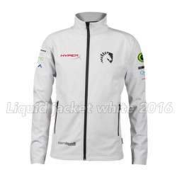 Liquid White 2018 Jaket