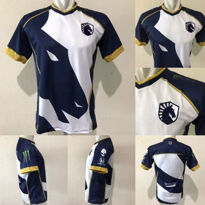 Liquid LCS Gold 2019 Jersey