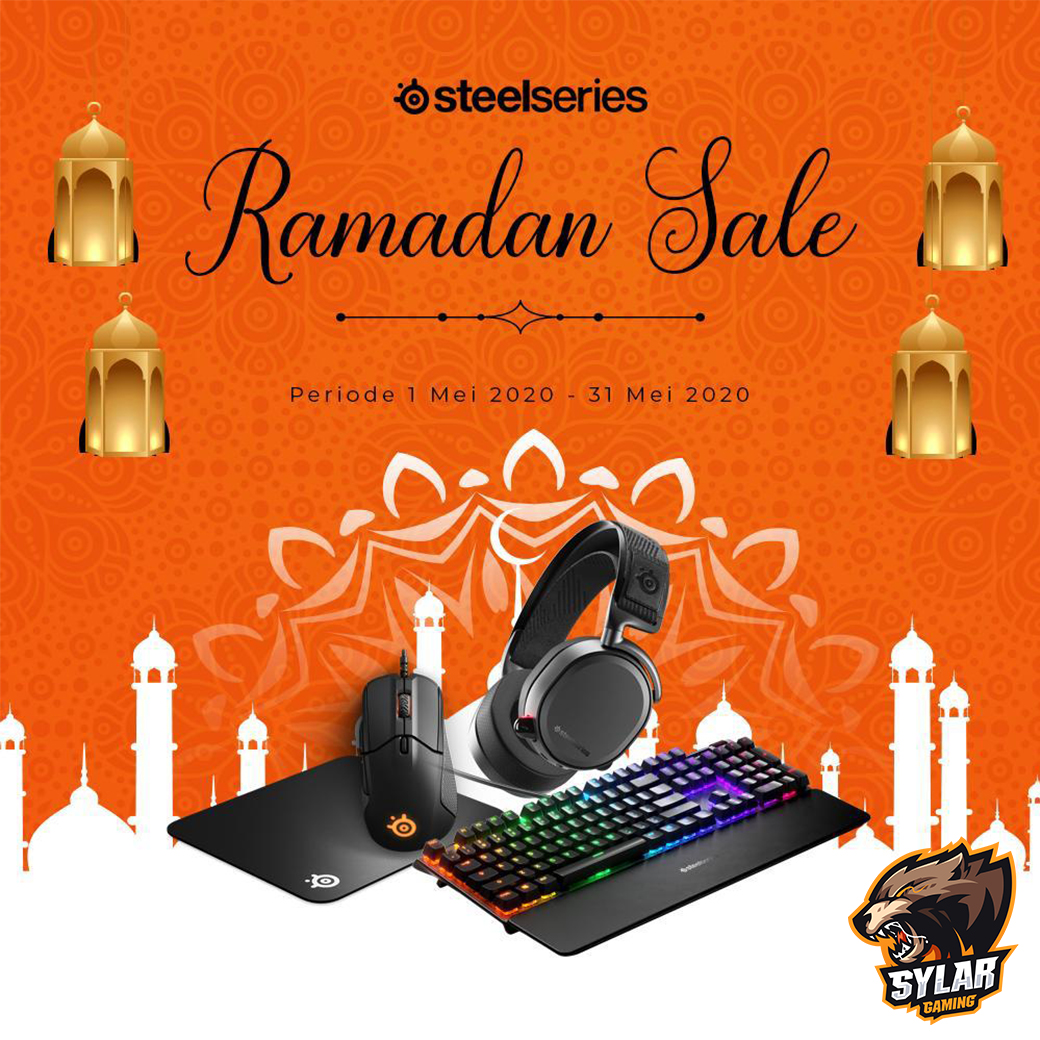 SteelSeries Ramadhan Sale