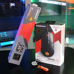 SteelSeries Bundle Sensei 310 dan Qck Limited