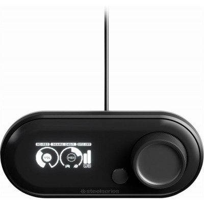 SteelSeries Game DAC - Soundcard / Amplifier HiRes Audio