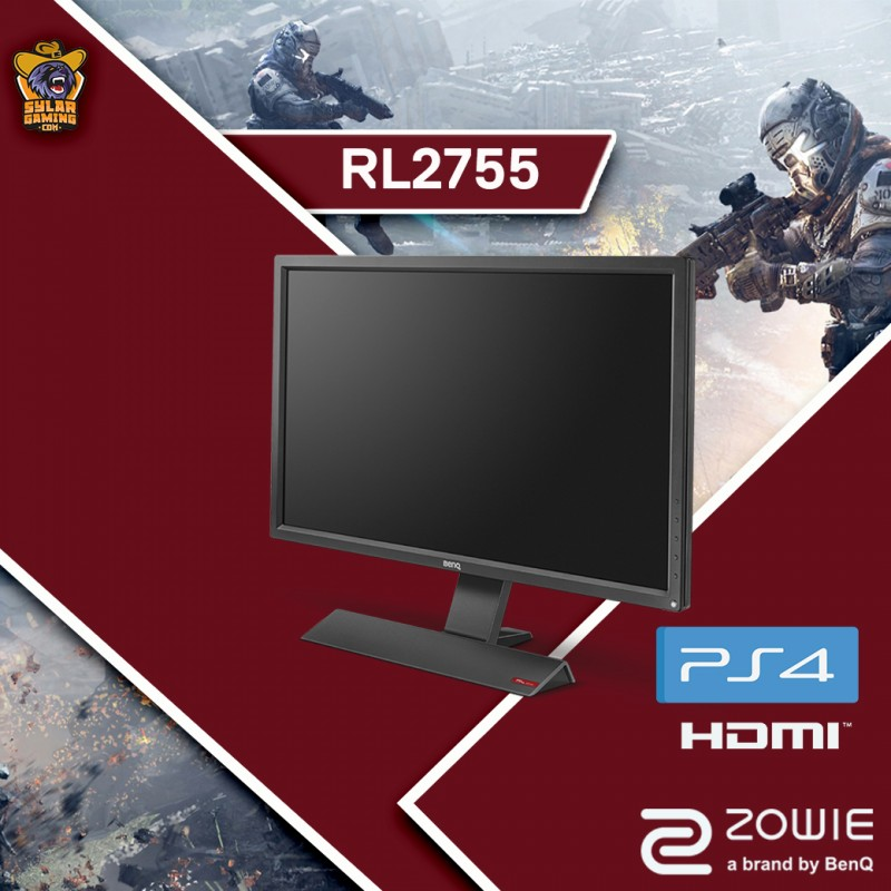 BenQ Zowie RL2755 27 inch 1ms for PS4