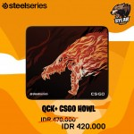SteelSeries QcK+ Limited CSGO Howl Edition